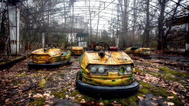 CHERNOBYL It takes all kinds, as they say. If you're the sort of person who considers a former nuclear disaster site a ...