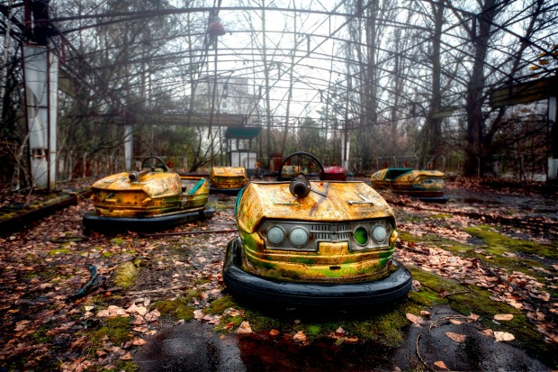 """A haunting experience, and perhaps the most extreme example of """"dark tourism"""", with visitors subjected to scanning for ..."""