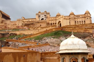 The Amber Fort.
