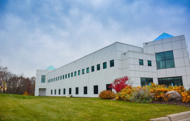 Paisley Park is a non-descript building on the outskirts of Minneapolis.