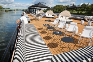 U by Uniworld, river cruise ships aimed at younger travellers.