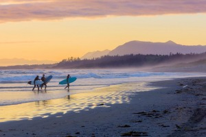 Long Beach, Pacific Rim National Park, Vancouver Island.