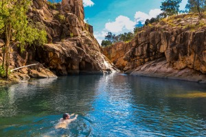 Which national park is Australia's largest?
