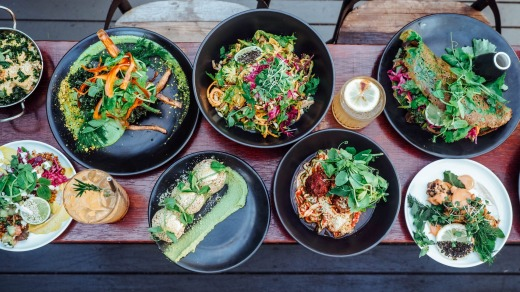 Greenhouse Canteen is one of the best restaurant in Coolangatta - and it's vegan.