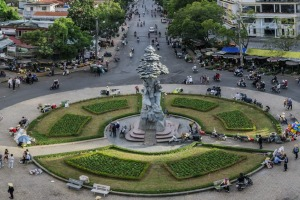 Da Lat is one of the most beautiful cities in Vietnam.