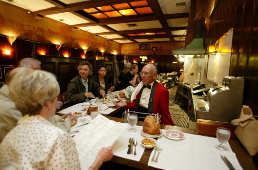 MUSSO & FRANK, HOLLYWOOD: It might be on Hollywood Boulevard but Musso & Frank is well worth braving the teeming hordes ...