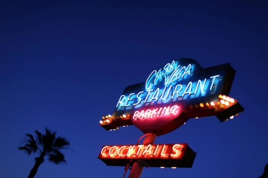 Casa Vega Zoom in on sign to sharpen image tra16-sixbestLA For a story by Andrea Black Six of the best: Classic Los ...