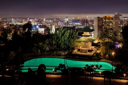 YAMASHIRO, HOLLYWOOD: Regulars at this 100-year-old replica of a Japanese palace were nervous when the 2.8 hectare ...