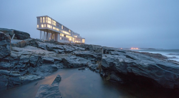 1. NEWFOUNDLAND, CANADA: You will need to travel almost to the end of the earth to dine at Fogo Island Inn but the ...