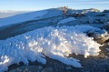 Thousands of hikers aim for the summit of Mt Kilimanjaro every year.