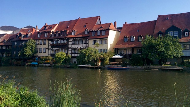 Bamberg Germany Where The Beer Tastes Of Bacon