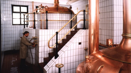 Schlenklerla Brewhouse is one of many breweries in Bamberg, which lays claim to being the city with the world's biggest ...