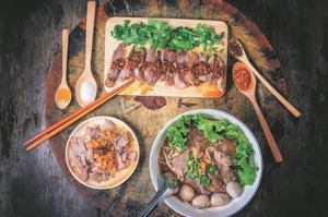 Pho is one of many amazing dishes travellers to Vietnam can feast on.