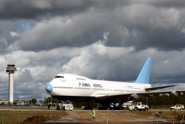 Jumbo Stay, Stockholm: It's shaped like a plane because, well, it is a plane. Or at least it used to be. The ...