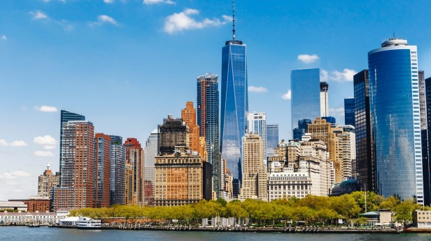 New York City. The US makes more money from tourism than any other country.
