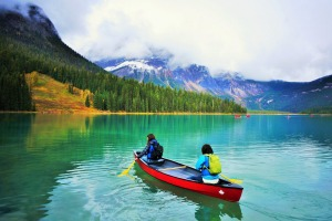 The great outdoors are just one of the highlights of Canada.