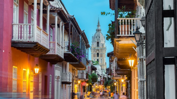 Cartagena Colombia A Peculiar And Utterly Beguiling City