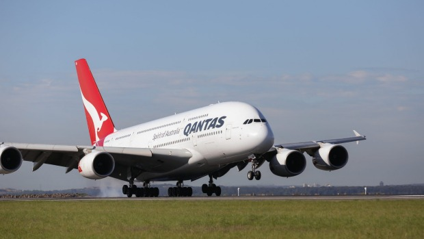 It has been almost 10 years since the A380 superjumbo took off for Qantas.