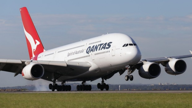 Qantas is a member of the Oneworld airline alliance, which allows frequent flyer members to book round-the-world flights.