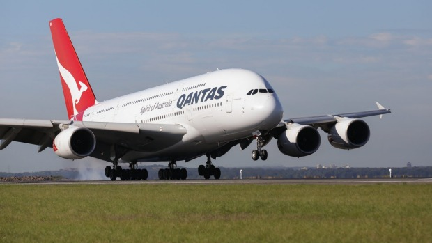 Qantas leads the pack for the seventh year in a row.