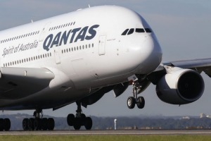 A Qantas A380 superjumbo flight to Japan will only be available for bookings via frequent flyer points.