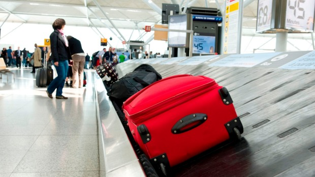 Got extra room in your suitcase? You could use it to deliver goods.