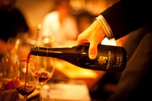 Chef David Hall's favourite Tassie pinot noirs come from Joseph Cromy Winery.