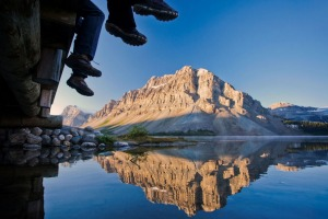 The Rocky Mountains are Canada's most famous wilderness destination