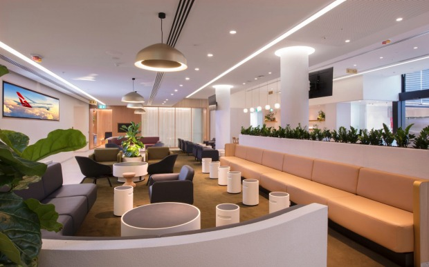 Qantas' new international lounge at Perth Airport will aim to help passengers on the non-stop London route cope with jet lag.