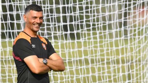 Former Socceroos star John Aloisi lived in Pamplona for four years and is a big fan of the Spanish city.
