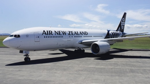 Air New Zealand recently announced it will be progressively replacing this 777-200 (pictured) fleet with Boeing 787-10 ...