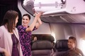 Premium economy rivals business class aboard Air New Zealand's Boeing 777-200ER.