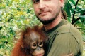 Leif Cocks, who founded The Orangutan Project.