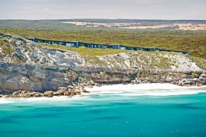 Southern Ocean Lodge on South Australia's Kangaroo Island.