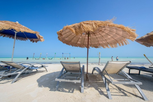 Isla Holbox is the perfect place to put your feet up and enjoy the good life.