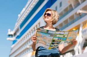If you're planning to do a shore excursion, it's worth checking to see if it's an inclusion or an added cost.