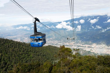 The Mérida Cable Car, Venezuela: Reopening in 2016 after several years of being closed, this mammoth Venezuelan cable ...