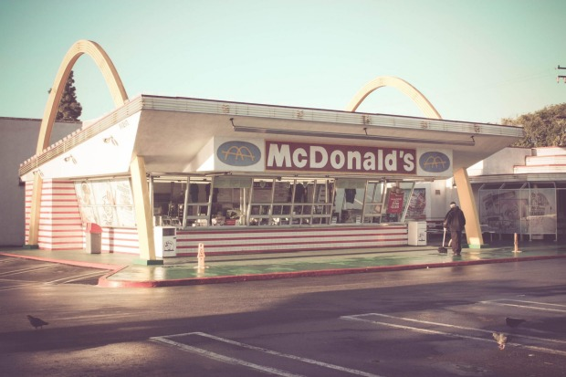 The oldest operating McDonald's restaurant in Downey opened in 1953.