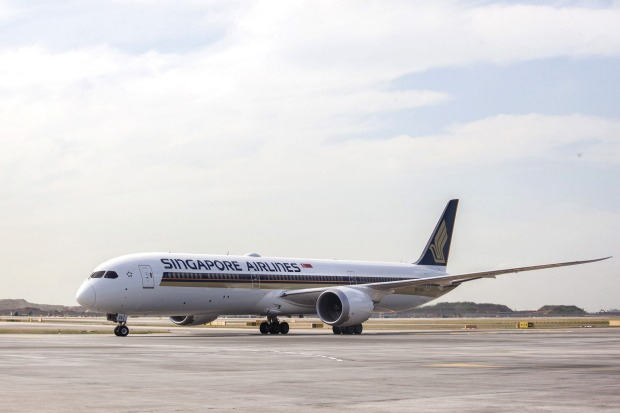 Boeing 787-10 Dreamliner: Singapore Airlines unveils new cabin interiors