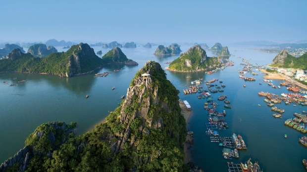 The incredible parts of Asia you can only reach by ship