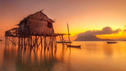 Visit the Mergui Archipelago in Myanmar with Pandaw.