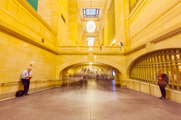THE WHISPERING GALLERY  Countless visitors go to Grand Central Station to witness the incredible architecture and the ...