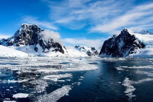 Antarctica's Lemaire Channel is so photogenic it is nicknamed Kodak Alley.