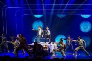 Grease, part of the live entertainment aboard Royal Caribbean International's Harmony of the Seas.
