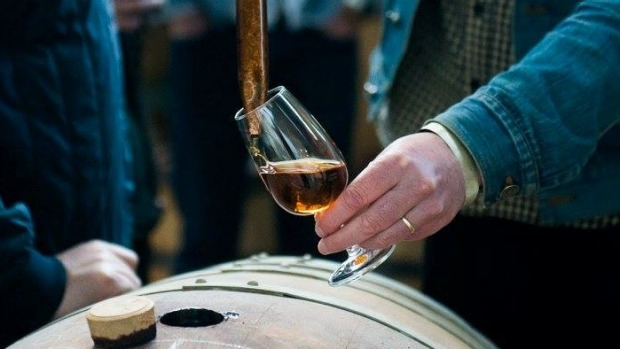 Starward Distillery hosted the small Whisky and Dreams festival.