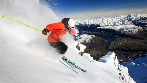 New Zealand's ski fields won't be open to Australians until community transmission of coronavirus has ended.
