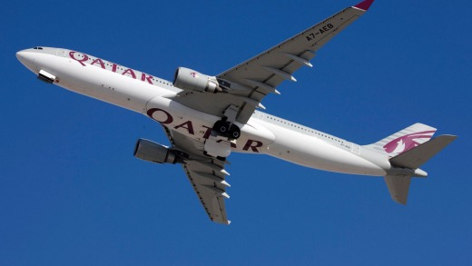 Qatar Airways has one of the youngest fleet of aircraft in the world.
