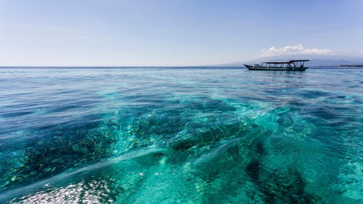 Gili Islands, Indonesia.