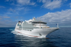 Seabourn Ovation has completed its sea trials.