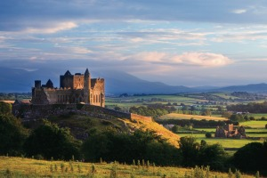 The Rock of Cashel, County Tipperary.
